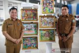 Pengunjung Museum Kayu Sampit ditargetkan 3.500 orang