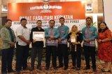KPU Bartim terbaik pertama selenggarakan Pemilu 2019 di Kalteng