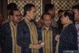 Jokowi nyatakan pemerintah bertarung dengan DPR bahas RUU KPK