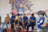 PSIS kenalkan Bruno Silva di Balai Kota Semarang