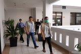 KPK Geledah Kantor Dinas Pariwisata Provinsi Kepri