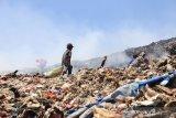 Asap kebakaran TPA Makassar  bisa akibatkan kanker hingga stunting