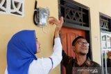 PLN aliri listrik dua desa di Kabupaten Luwu Utara