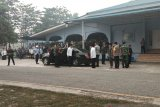 Karhutla Riau - Kedatangan Jokowi di Riau disambut kemunculan puluhan titik panas