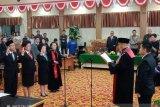 Ketua PN lantik pimpinan definitif DPRD Manado
