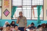 Tagana Tanjungpinang beri pelajar pemahaman tentang bencana