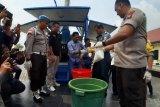 Polres Bintan musnahkan 114,7 kg sabu-sabu