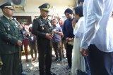 Pangdam Udayana pimpin upacara pelepasan jenazah aktivis HAM HS Dillon