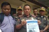 Kasat Pol PP Bandarlampung Laporkan penyebar berita hoax