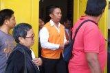 Seorang anggota polri jalani sidang perdana terkait kasus penganiayaan