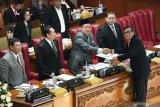 DPR dinilai miliki kepentingan bersama di balik pengesahan UU KPK