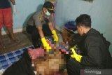 Seorang pria paruh baya ditemukan tewas di kamar kosnya
