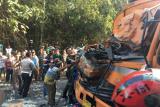 Delapan orang tewas dalam kecelakaan maut di Way Kanan