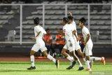 Athallah-Aditya bawa  Indonesia ungguli Brunei 2-0 babak pertama