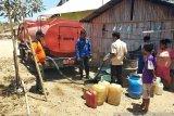 Pemkab Gorontalo terus salurkan bantuan air bersih pada warga