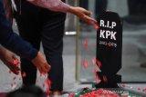 Revisi UU KPK dinilai tidak libatkan publik