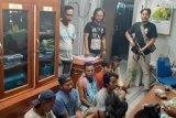 Lima nelayan ditangkap polisi kedapatan tangkap ikan pakai bom