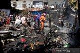 Kebakaran pasar Pabaeng-Baeng