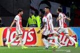 Ajax masih terlalu perkasa bagi Lille, sarangkan tiga gol