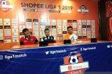 Kalah dari Borneo FC, pelatih Madura United pelit berkomentar