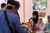 Karhutla Riau - (VIDEO) Posko Peduli Asap mulai dipadati warga