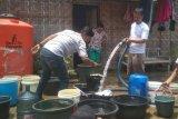Warga Bandarlampung berharap bantuan air bersih