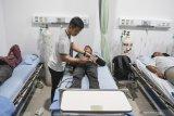 Karhutla Riau, Posko PKS rawat 204 pasien