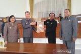 DPRD Gumas usulkan peresmian pimpinan definitif