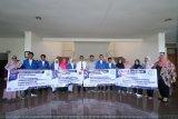 Delapan mahasiswa UMP ikuti program magang internasional di Filipina