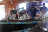 BNNP Sulawesi Utara ungkap kasus narkoba dengan tiga tersangka