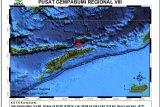 Gempa berkekuatan 4.4  guncang Alor