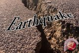 Gempa 5,6 SR mengguncang barat laut Melonguane-Sulut