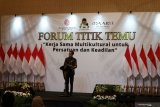 Presiden Joko Widodo: Kerjasama dengan asing jangan dicap antek asing
