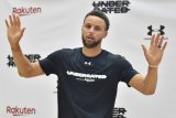 Stephen Curry bela AS di Olimpiade