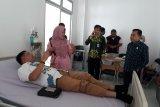 DPRD Kotim tinjau fasilitas dan pelayanan oksigen gratis RSUD