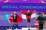 Lifter Lisa Setiawati sumbang emas di Kejuaraan Dunia Thailand