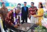 Bupati Lutim resmikan GKST Jemaat Torsina Talikawat
