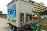 Tempati posisi kelima, udara Jakarta  Jumat pagi tak sehat untuk kelompok sensitif