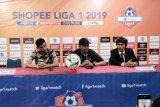 RD minta pemainnya fokus menghadapi Badak Lampung