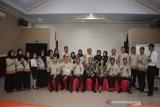 25 pegawai Kemenkumham Sultra ikut sosialisasi pengembangan Hukum dan HAM