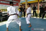 Sultra Kirim 8 Atlet Kempo di Pomnas Jakarta