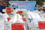 Selundupkan sabu 53 kilogram dari Thailand, empat pelaku dituntut hukuman mati