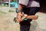 Ugal-ugalan saat operasi sajam, dua pria diamankan polisi