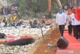 Ibu Negara Iriana soroti sampah Bogor