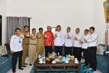 Bahas pemberantasan peredaran narkoba, Kepala BNN NTB kunjungi Wabup Bima