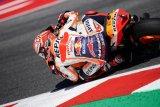 Marc Marquez melesat di FP1 GP Aragon