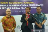 Pudjiastuti urges six foreign ships be handed over before October