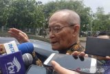 Buya Syafii: Presiden tukar pendapat soal menteri
