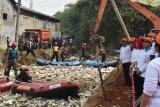 Ibu Negara Iriana Jokowi anjurkan sampah didaur ulang