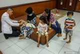 Menteri Kesehatan RI Nila minta siagakan ambulans di berbagai titik karhutla